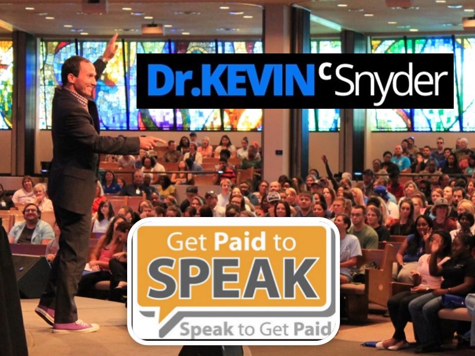 PAID to SPEAK logo