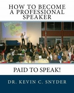 Paid to Speak book