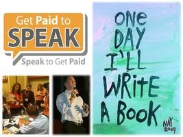 paid to speak and write image