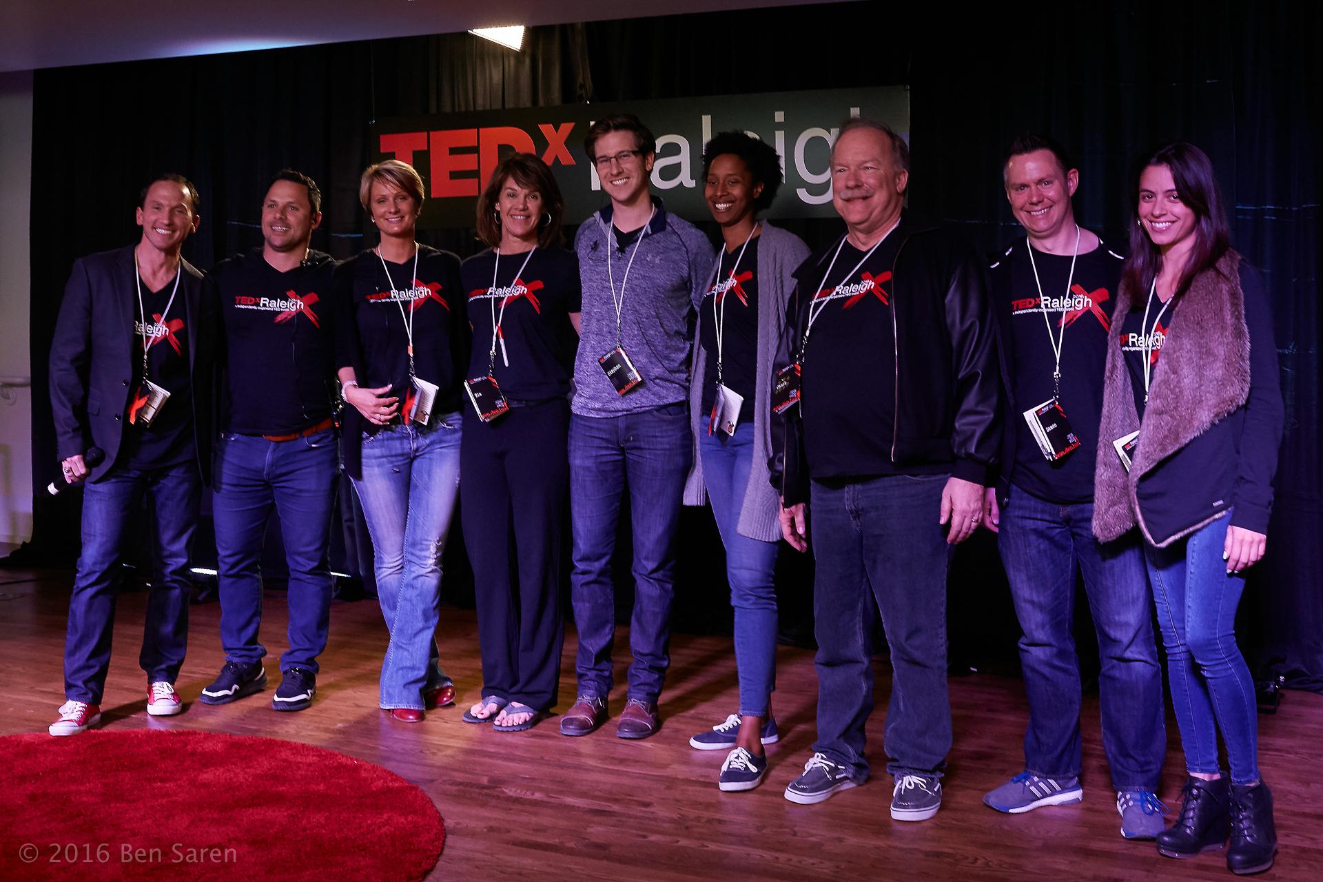 TEDxRaleigh